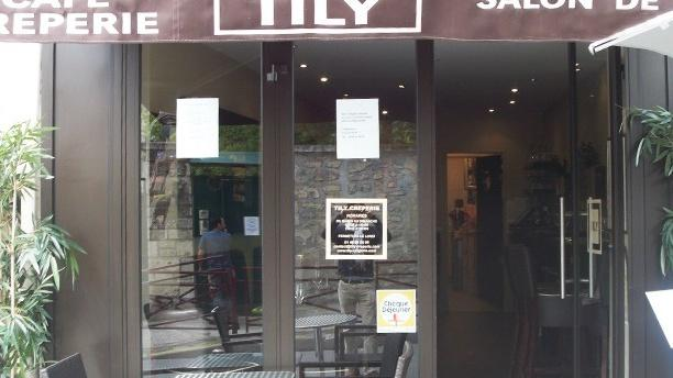 Tily Crêperie Bienvenue au restaurant Tily Crêperie