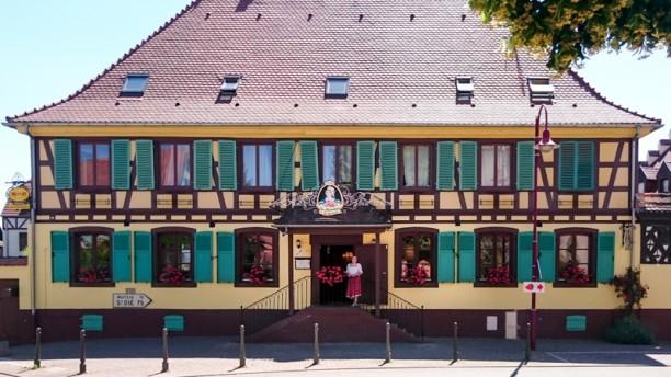 Le 1774 - Les Jambons de Marinette Restaurant