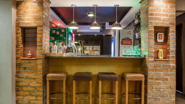 restaurante haus burger bar en porto alegre opiniones men y precios. Black Bedroom Furniture Sets. Home Design Ideas