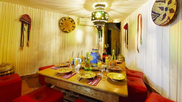 le massyl paris marrakech salle prive pour groupe. Black Bedroom Furniture Sets. Home Design Ideas
