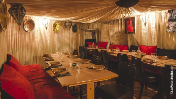 Restaurant le massyl paris marrakech à gare
