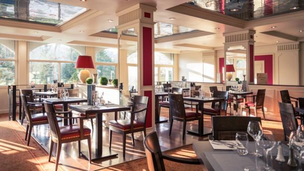 Le Grand Café Adélaïde Salle de restaurant