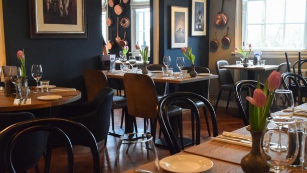 Brasserie 't Vingerling Middelharnis restaurant 1e étage