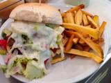 Baobab Burger Organico Rende