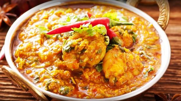 Taj Grill Sugerencia del chef