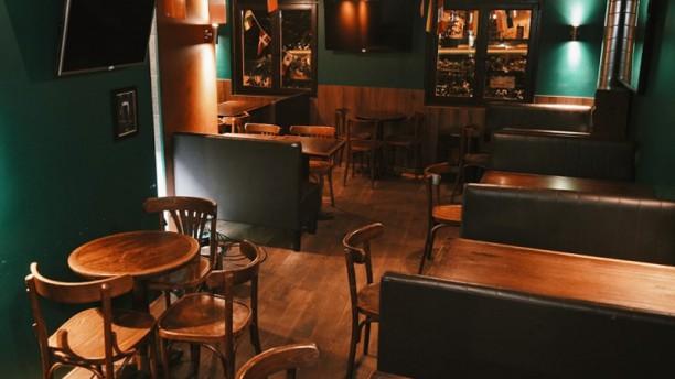 Le Galway Irish Pub Intérieur