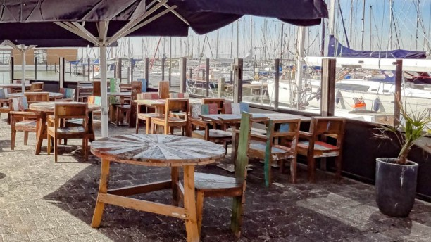 Grand Cafe Twist Terras