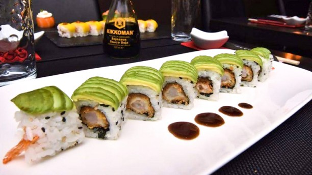 Sushi Place Suggestion