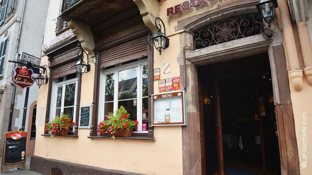 La Marseillaise Bienvenue au restaurant La Marseillaise