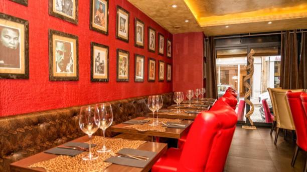 African Lounge sala