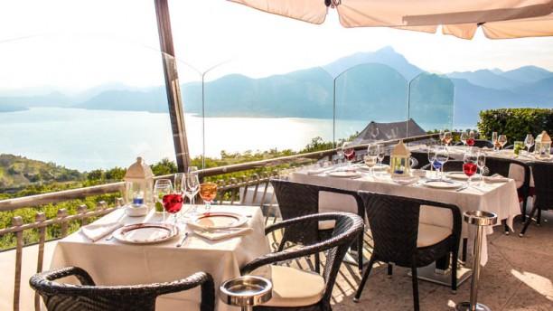 La Terrazza Ristorante Bistrot In Costermano Restaurant