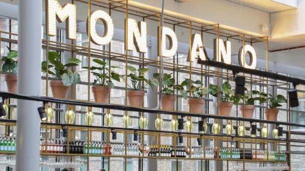 Brasserie Mondano (WTC The Hague) Ingang