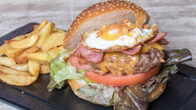 Sugerencia del chef - Beer & Grill, Madrid