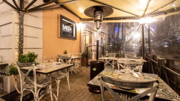 Balda Cucina & Vino Vista sala