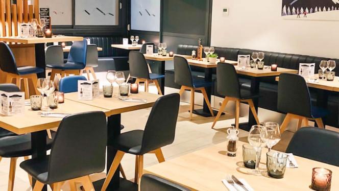 Les Cimes - Restaurant - Annecy