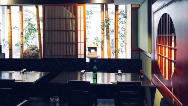 Restaurang Shogun Rum