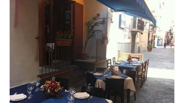 Taverna Del Mare sala esterna