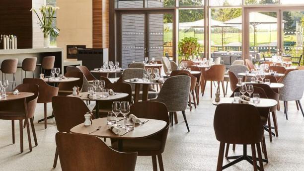 Le Piaf Salle du restaurant
