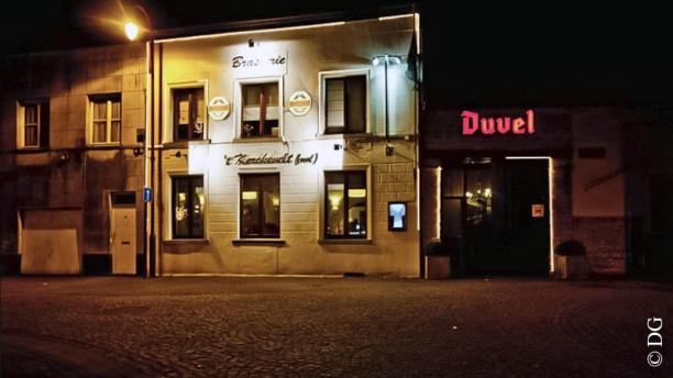 Restaurant 't Kerckevelt exterieur