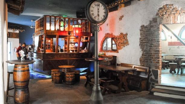 Boucanier Pub sala