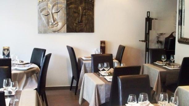 Maharaj Salle du restaurant