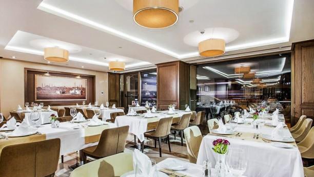 Mares - Nidya Hotel Galataport dining room