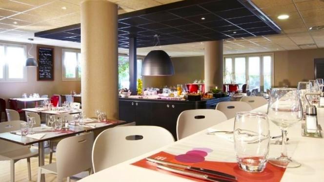 La salle - Campanile Aix Sud Pont de l'Arc, Aix-en-Provence