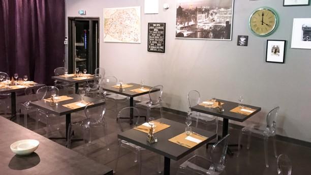 La Maison Gabriel Salle du restaurant