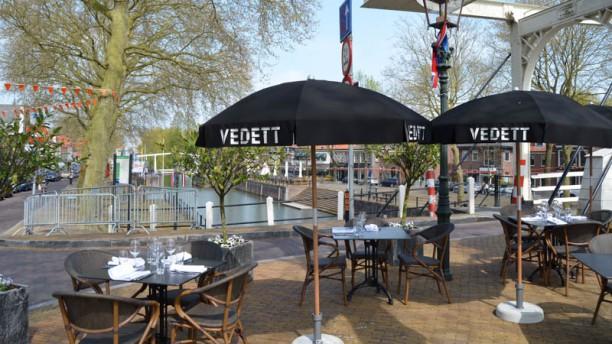 Restaurant Rotisserie Zott Terras