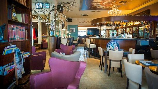 Grand café XL Het restaurant