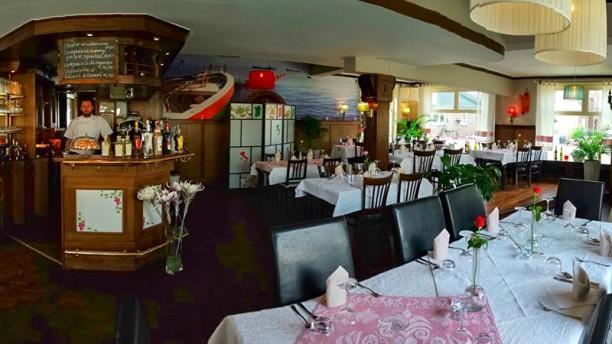 Il Tonno Rosso Het restaurant