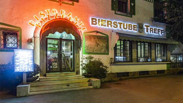 Bier Stube Treff Esterno
