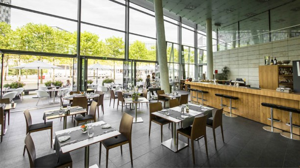 Restaurant la table du belv d re luxembourg menu avis for La table du 9