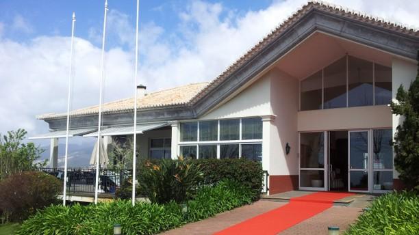 Palheiro Golf Clubhouse Entrada