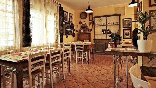 Bar Trattoria del Borgo Sala grande