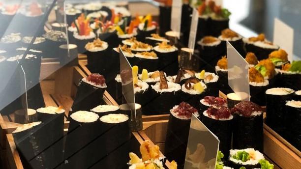 SushiRoll Suggerimento dello chef