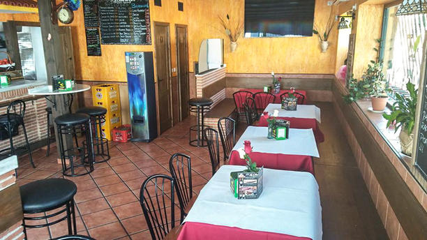 La oliva de oro Sala del restaurante