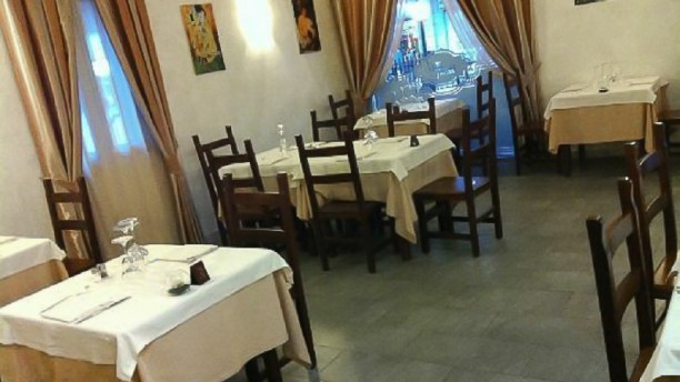 Marby Restaurant La sala