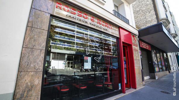 Rosso e Nero Bienvenue chez Rosso e Nero, Paris 15ème