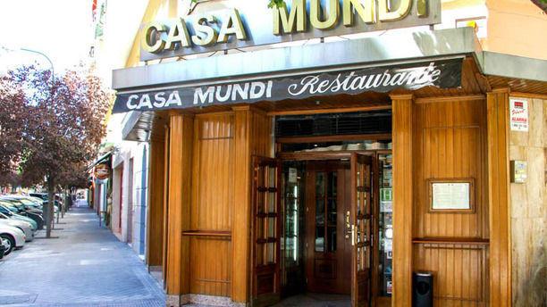 Casa Mundi Fachada