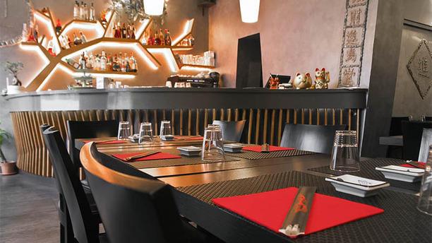 JinFu Restaurant sala