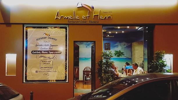 Armelle et Henri Bienvenue au restaurant Rhumerie Creole Armelle et Henri