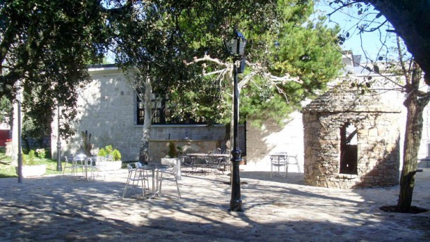 Gaudium - Hotel Sara de Ur Vista exterior