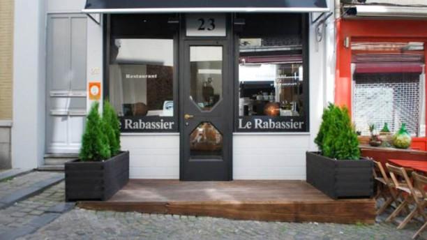 Le Rabassier entrance