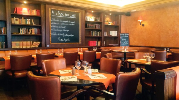 Au Roi du Café Vue salle partie haute