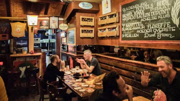 Proeflokaal de Zotte het restaurant