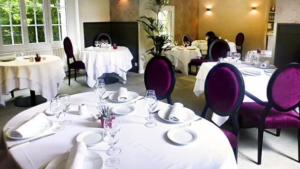 Villa Mon Rêve Salle de restaurant