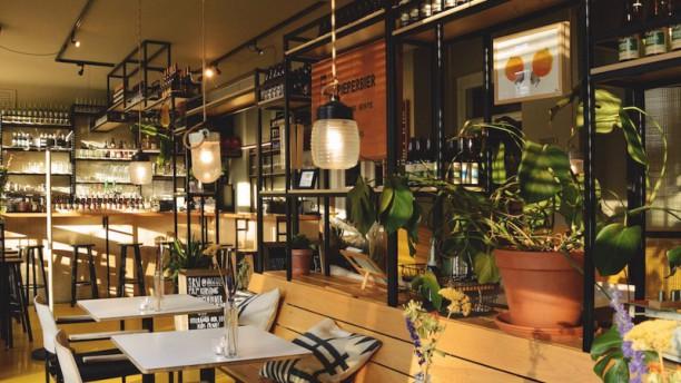 Instock Utrecht Restaurant