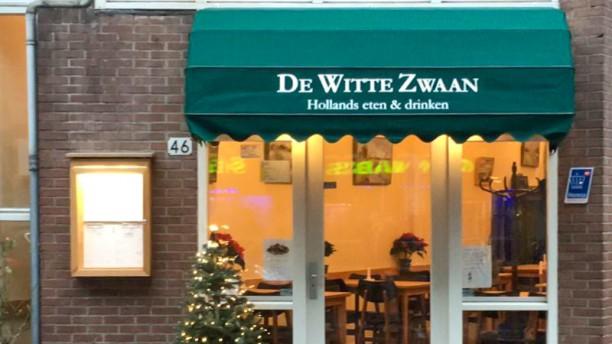 De Witte Zwaan Ingang