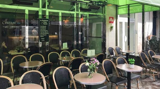 Nylsa Caffe Terrasse